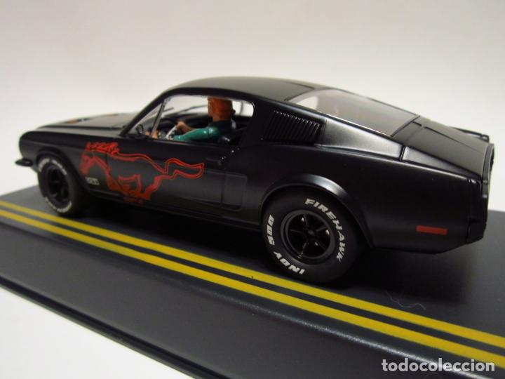 Slot Cars: FORD MUSTANG ROUTE 66 PIONEER NUEVO - Foto 4 - 202916587