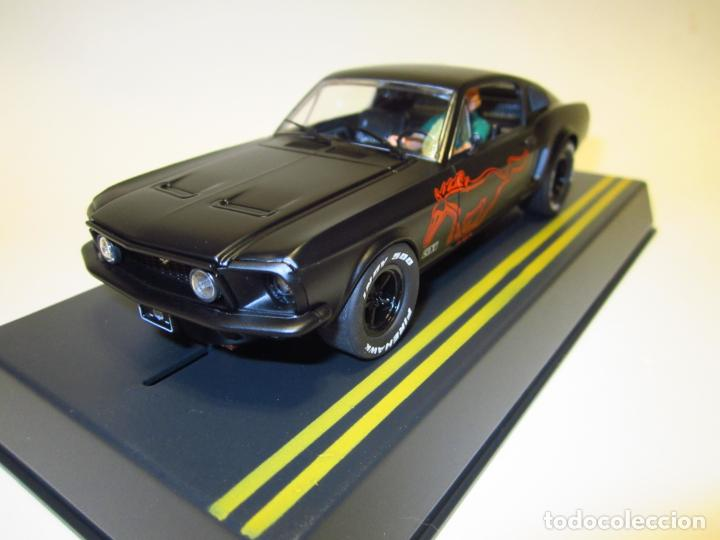 Slot Cars: FORD MUSTANG ROUTE 66 PIONEER NUEVO - Foto 7 - 202916587