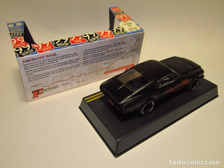 Slot Cars: FORD MUSTANG ROUTE 66 PIONEER NUEVO - Foto 15 - 202916587