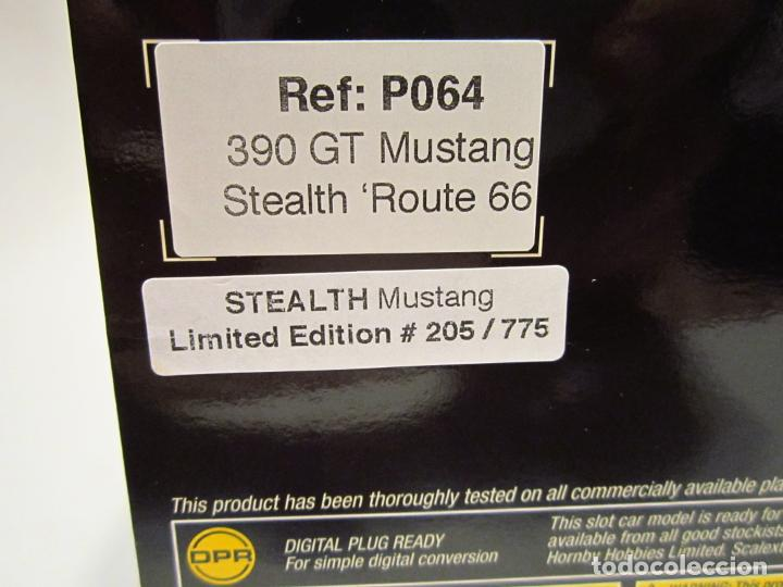 Slot Cars: FORD MUSTANG ROUTE 66 PIONEER NUEVO - Foto 19 - 202916587