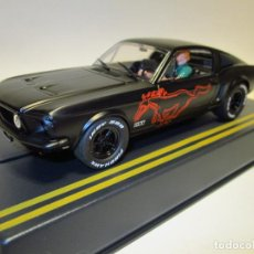 Slot Cars: FORD MUSTANG ROUTE 66 PIONEER NUEVO. Lote 202916587