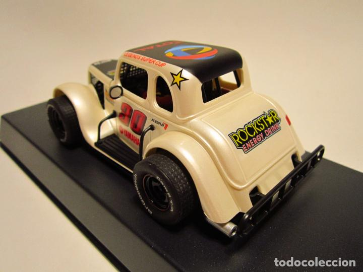 Slot Cars: FORD COUPE LEGENDS RACERS PIONEER NUEVO - Foto 4 - 203198871