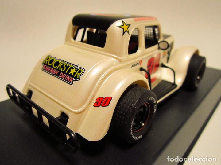 Slot Cars: FORD COUPE LEGENDS RACERS PIONEER NUEVO - Foto 5 - 203198871