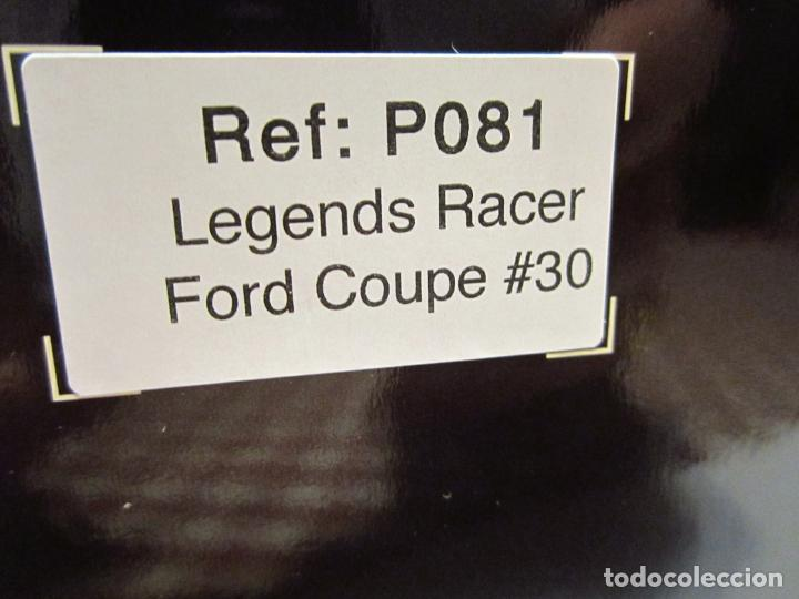 Slot Cars: FORD COUPE LEGENDS RACERS PIONEER NUEVO - Foto 15 - 203198871