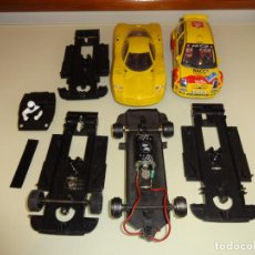 Slot Cars: NINCO. LOTE DESGUACE NINCO. Lote 203387285