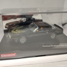 Slot Cars: CARRERA EVOLUTION PONTIAC FIREBIRD TRANS AM'77 REF. 20027590. Lote 235830550