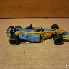 Slot Cars: SUPERSLOT HORNBY RENAULT F1 F. ALONSO SERIE LIMITADA. RARO.. Lote 204085408