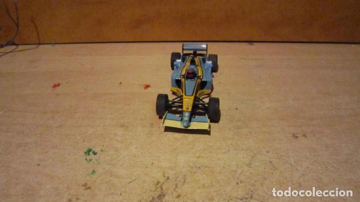 Slot Cars: SUPERSLOT HORNBY RENAULT F1 F. ALONSO SERIE LIMITADA. RARO. - Foto 3 - 204085408