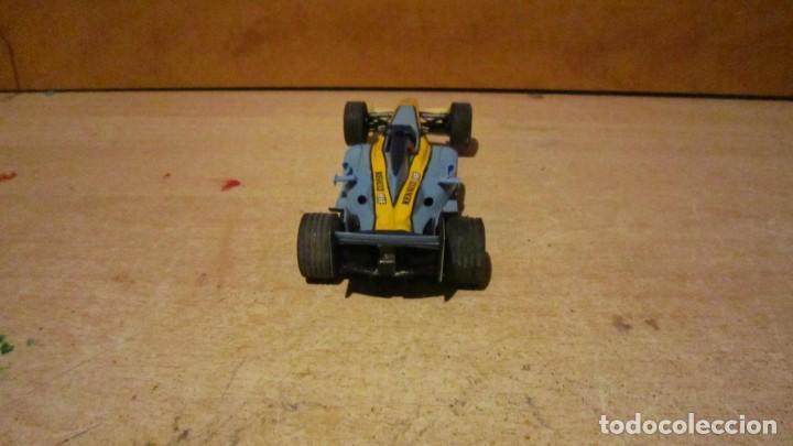 Slot Cars: SUPERSLOT HORNBY RENAULT F1 F. ALONSO SERIE LIMITADA. RARO. - Foto 4 - 204085408