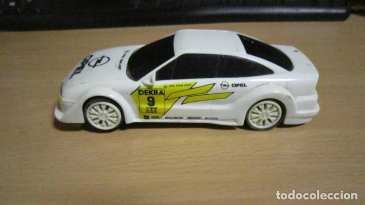 SLOT OPEL HORNBY HOBBIES. FUNCIONA CORRECTAMENTE. (Juguetes - Slot Cars - Magic Cars y Otros)