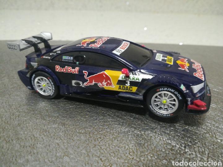 Slot Cars: CARRERA SLOT 1:43 - AUDI A5 DTM 2012 piloto: M. Ekström PERFECTO ESTADO - Foto 2 - 204433621