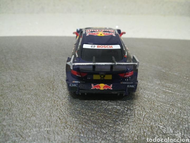 Slot Cars: CARRERA SLOT 1:43 - AUDI A5 DTM 2012 piloto: M. Ekström PERFECTO ESTADO - Foto 4 - 204433621