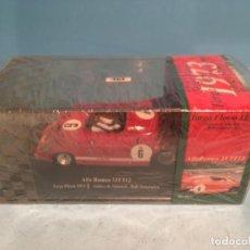 Slot Cars: SRC ALFA ROMEO 33TT12 TARGA FLORIO 1973 NUEVO EN CAJA. Lote 204608427