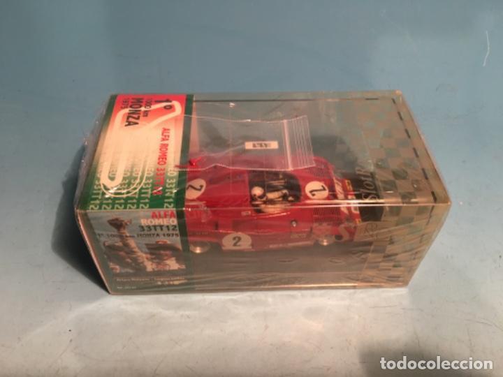 Slot Cars: SRC ALFA ROMEO 33TT12 1000 KM MONZA 1975 - Foto 2 - 204608802
