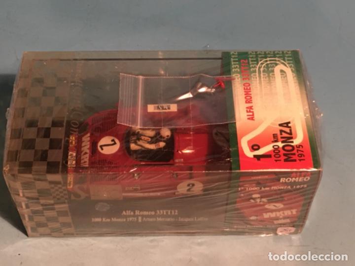 Slot Cars: SRC ALFA ROMEO 33TT12 1000 KM MONZA 1975 - Foto 3 - 204608802