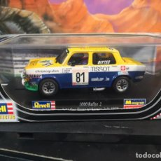 Slot Cars: SIMCA 1000 RALLYE 2 Nº 81 FRANCORCHAMPS 1975 TISSOT REVELL. Lote 205251892