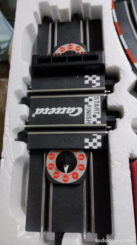 Slot Cars: CIRCUITO CARRERA GO. FERRARI CHAMPIONS NUEVO - Foto 4 - 205369041