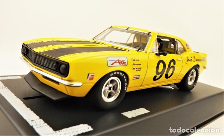 Slot Cars: Pioneer slot Camaro Z 28 del 67 - Foto 2 - 206127671