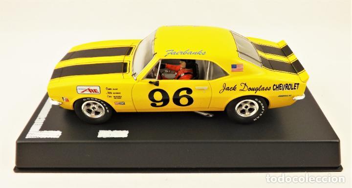 Slot Cars: Pioneer slot Camaro Z 28 del 67 - Foto 4 - 206127671