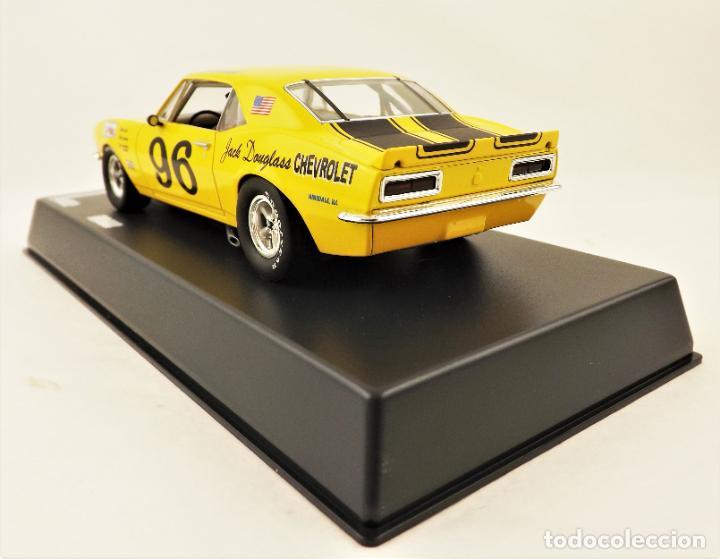 Slot Cars: Pioneer slot Camaro Z 28 del 67 - Foto 6 - 206127671