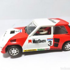 Slot Cars: SPIRIT RENAULT 5 TURBO MARLBORO. Lote 206276627