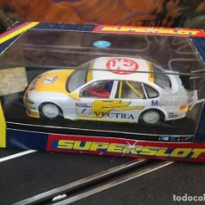 Slot Cars: SUPERSLOT VECTRA VAUXHALL H-2001. Lote 206336957