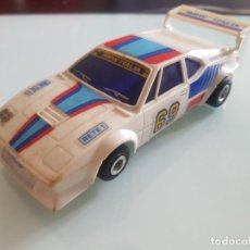 Slot Cars: BMW M1 SCALEXTRIC EXIN SLOT POLISTIL. Lote 206859150