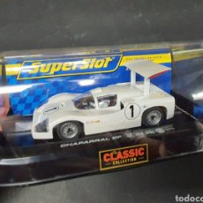 Slot Cars: SUPERSLOT CHAPARRAL. Lote 206865426