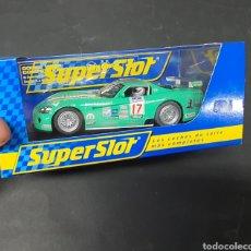 Slot Cars: SUPERSLOT DODGE VIPER COMPETICIÓN. Lote 206867777