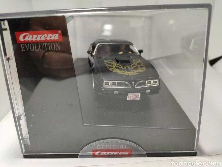 Slot Cars: CARRERA EVOLUTION PONTIAC FIREBIRD TRANS AM77 REF. 20027590 - Foto 2 - 207563545