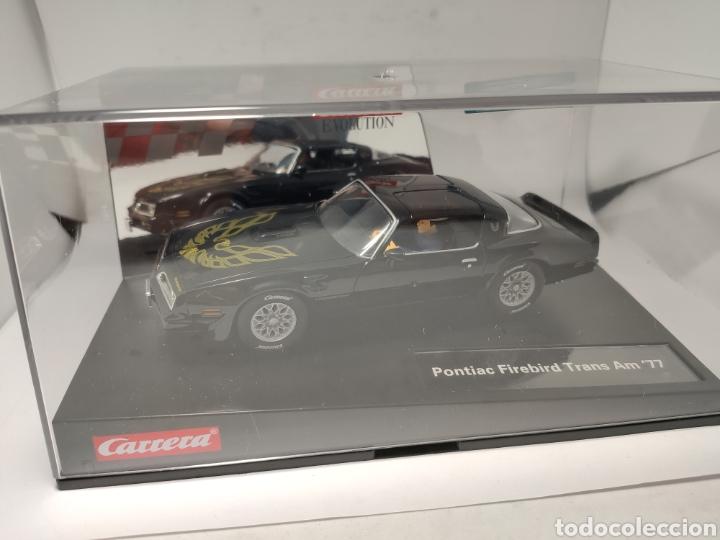 CARRERA EVOLUTION PONTIAC FIREBIRD TRANS AM'77 REF. 20027590 (Juguetes - Slot Cars - Magic Cars y Otros)