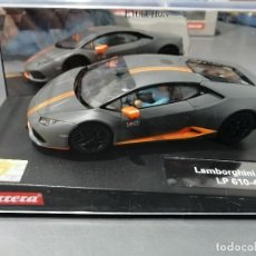 Slot Cars: 20027551 - LAMBORGHINI HURACAN LP 610-4 AVIO DE CARRERA. Lote 218089758