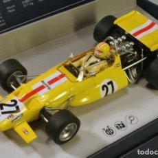 Slot Cars: SUPERSLOT LEGENDS. MCLAREN M7C #27 JO BONNIER. Lote 208807660
