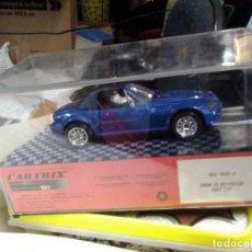 Slot Cars: BMW Z3 ROADSTER SOFT TOP CARTRIX REF: 0101-AAZUL OSCURO CON SU CAJA CON CAPOTA.. Lote 208836197