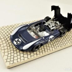 Slot Cars: SLOTER LIMITED EDITION 1.500 UDS. LOLA T70 SPYDER BRIDGEHAMPTON 1966. Lote 209288502