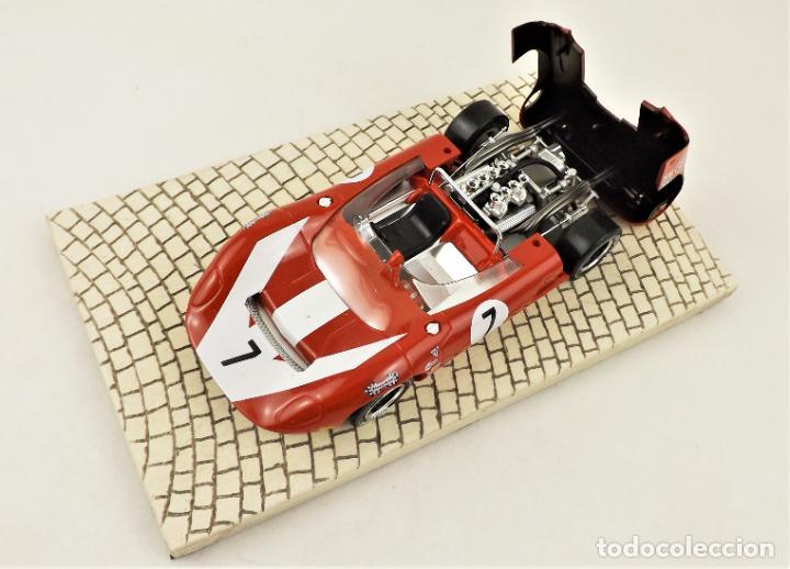 Slot Cars: sloter Limited Edition 1.500 uds. Lola T70 Spyder Surtees 1966 - Foto 2 - 209288665
