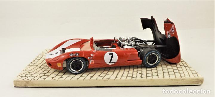 Slot Cars: sloter Limited Edition 1.500 uds. Lola T70 Spyder Surtees 1966 - Foto 3 - 209288665