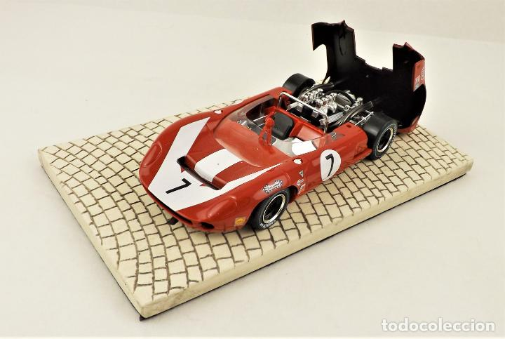 SLOTER LIMITED EDITION 1.500 UDS. LOLA T70 SPYDER SURTEES 1966 (Juguetes - Slot Cars - Magic Cars y Otros)