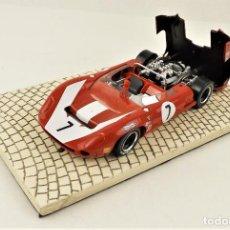 Slot Cars: SLOTER LIMITED EDITION 1.500 UDS. LOLA T70 SPYDER SURTEES 1966. Lote 209288665