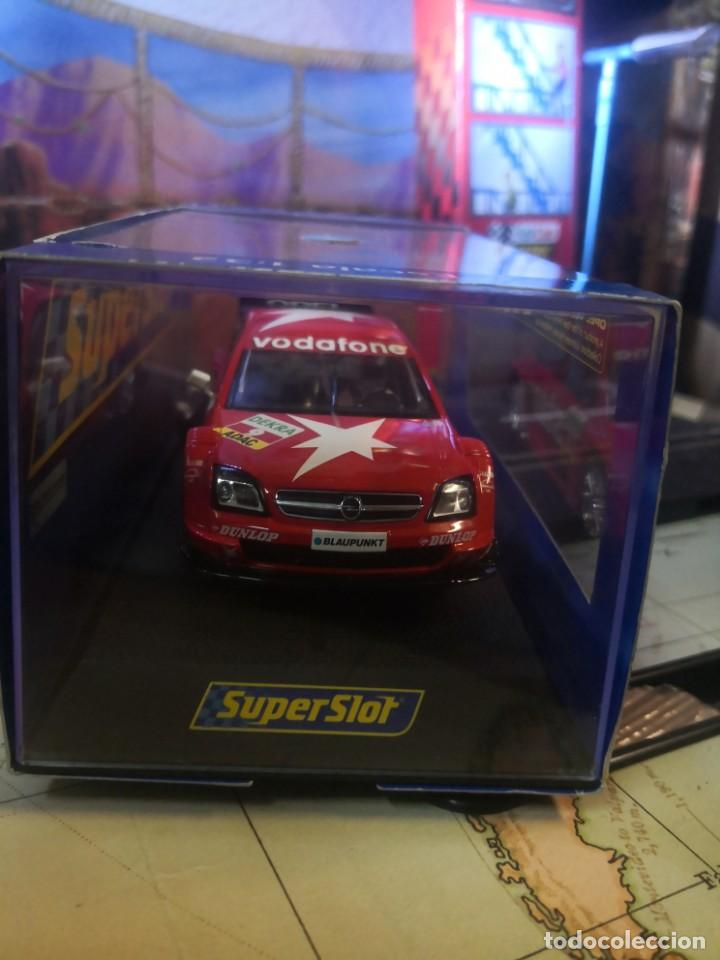 Slot Cars: Superslot Opel Vectra GTS V8 Heinz Harold Frentzen - Foto 3 - 209385342