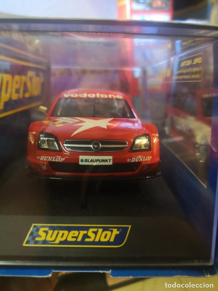Slot Cars: Superslot Opel Vectra GTS V8 Heinz Harold Frentzen - Foto 6 - 209385342