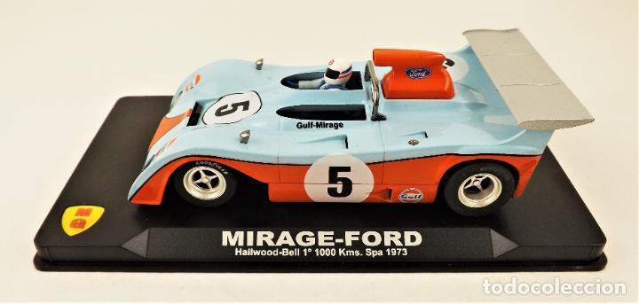 Slot Cars: Slot MG Vanquish Mirage Ford Hailwood-Bell Spa 1973 - Foto 3 - 209674868
