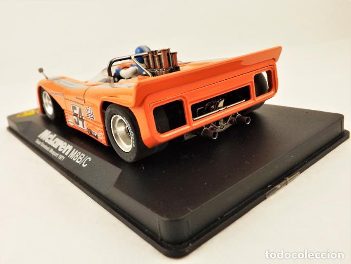 Slot Cars: Slot MG Vanquish McLaren M8B/C O. Kovaleski - Foto 3 - 209675030