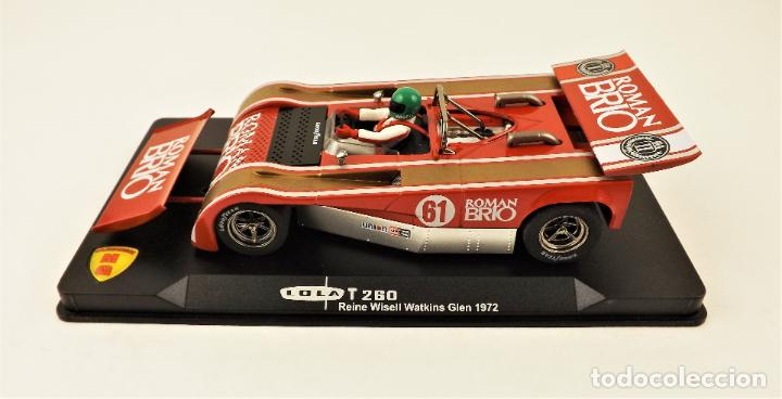 Slot Cars: Slot MG Vanquish Lola T250 Wisell-Glen - Foto 2 - 209675195