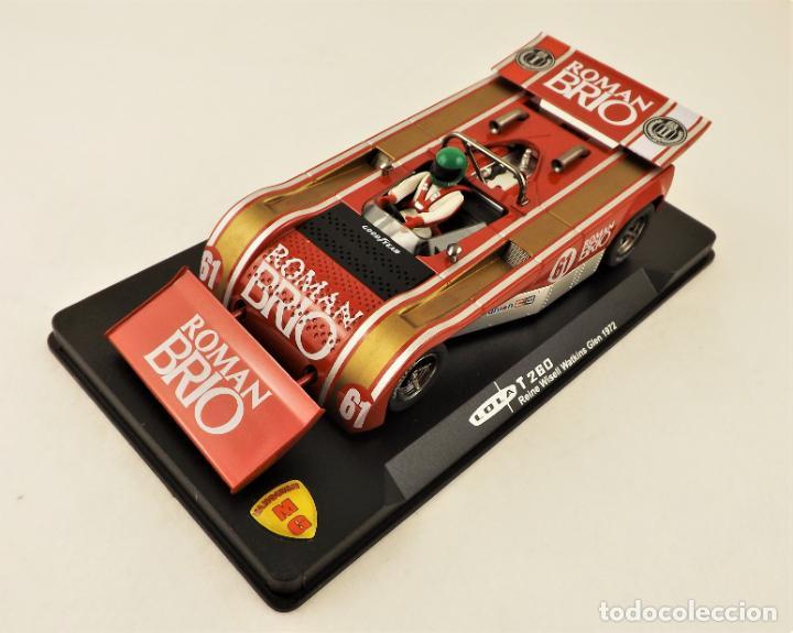 Slot Cars: Slot MG Vanquish Lola T250 Wisell-Glen - Foto 3 - 209675195