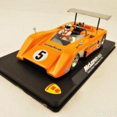 Slot Cars: SLOT MG VANQUISH MCLAREN M8B DENNY HULME 1969.. Lote 209675648
