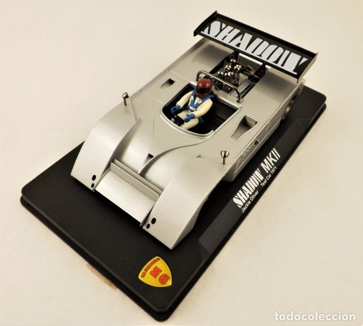 Slot Cars: Slot MG Vanquis Shadow MKII Testa car Jackie Oliver 1971 - Foto 2 - 209677020