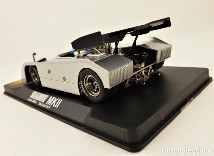 Slot Cars: Slot MG Vanquis Shadow MKII Testa car Jackie Oliver 1971 - Foto 4 - 209677020