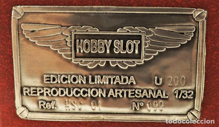 Slot Cars: Hobby Slot Hispano Suiza Dubonet Xenia Ed. Limitada a 200 uds - Foto 9 - 209678248