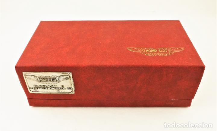 Slot Cars: Hobby Slot Hispano Suiza Dubonet Xenia Ed. Limitada a 200 uds - Foto 10 - 209678248